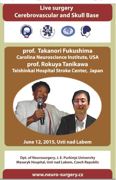 Fukushima & Tanikawa in Live Surgery 2015
